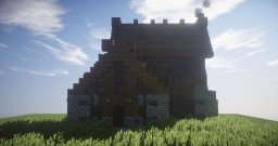 Nordic House by TeAstronaut [1.7.10] Minecraft Map & Project