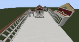 Pompeii - AD 79 Minecraft Project