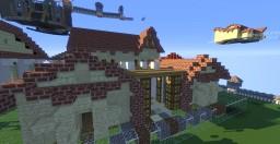 Greek // Housing Minecraft Map & Project