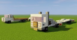 Vehicles | 2 Tow trucks Minecraft Map & Project