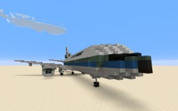 McDonnell Douglas DC-10-30 Air New Zealand Minecraft Project