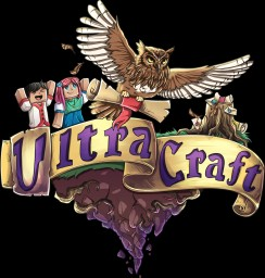 -ULTRA CRAFT-  NETWORK | MCMMO | ECONOMY | SKYBLOCK | SURVIVAL & MORE! Minecraft