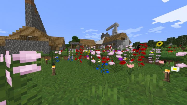 Flowery Village