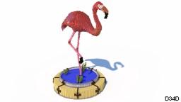 Flamingo Organic Minecraft Project