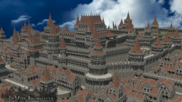 Medieval Castle Grottenstein [Project 2016] Minecraft Project