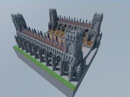 Medieval Tiltyard (Jousting Arena) Minecraft