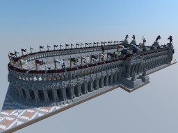 ROMAN HIPPODROME Minecraft Project
