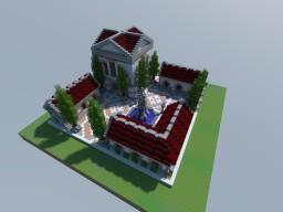 Roman Marketplace Minecraft