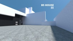 B5 House Minecraft Map & Project