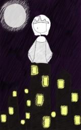 Alone. Minecraft Blog Post