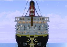 SS Cathedralia Oceano Minecraft