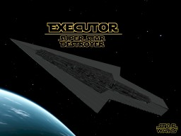 Executor - Star Wars Minecraft