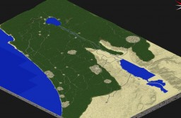 1st Century Israel 1:72 Scale Minecraft Project