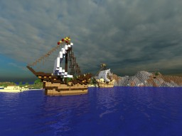 sirBlake - Medieval Cog ship Minecraft Project