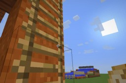 Faster Ladder Climbing Minecraft Mod