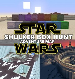 Star Wars: Box Hunt [Adventure Map!] v4 Minecraft