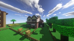 Long Beach House Minecraft Map & Project