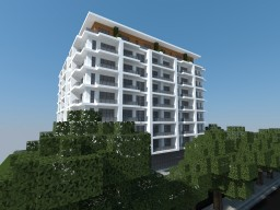 MODERN RESIDENCES #4 Minecraft Project