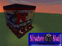 [DOWNLOAD] Mor' Nether Mobs V1.1 [Command Block Mod] Minecraft Project