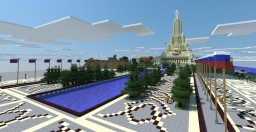 Palace Of Soviets Дворец советов Minecraft Map & Project