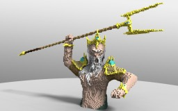Poseidon Organic Minecraft Project