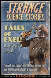 Tales of EXEL:  sword and the fork, and the dunesday men trilogy Minecraft Blog