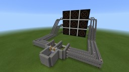 Tic Tac Toe by mp2001 (mcpe/win10) Minecraft Map & Project