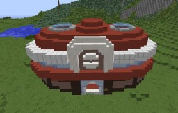 PokeCentre Minecraft Map & Project