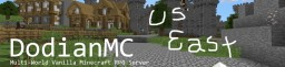 Dodian MC MUD World 4 [Pre-Alpha] Minecraft Server
