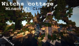 Minecraft Cinematic | Creativ World | Witch´s cottage | Hidden Diamonds Minecraft Map & Project