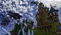 Minecraft Cinematic | Jump & Run Map  | Sky Island Minecraft Map & Project