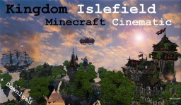 Minecraft Cinematic | Castle Vilage | Kingdom Islefield | hidden diamonds Minecraft Project