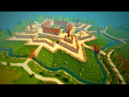Ardelencia, Star fort, To defend a plain Minecraft Project