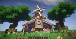 [Fairy Tail] Second Fairy Tail Building Minecraft Project
