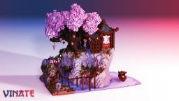 Japan Mini-Lobby by _VINATE_ Minecraft