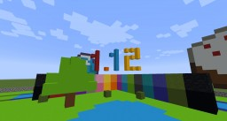 Minecraft 1.12 New Features World! Minecraft Map & Project