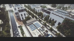 New Modern City Residential Development Minecraft