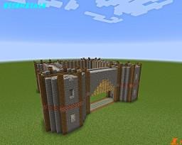 Castle Series 001   ''Essenziale'' Minecraft Map & Project