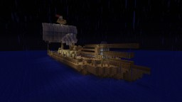 Fortune Boats Minecraft Project
