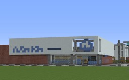 Albert Heijn (Dutch Supermarket) Minecraft Map & Project