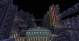 BS1: Welcome Center Minecraft Map & Project