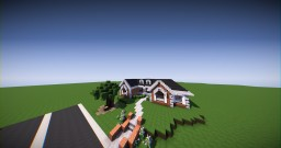 Grandma's House Minecraft Project