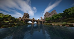 The Outpost of Riverhold Minecraft