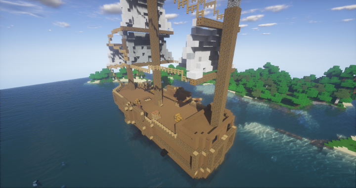 Boat-Island Preview