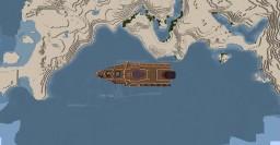 SS American Star Shipwreck Minecraft