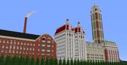 Factory - Office building - Apartment building