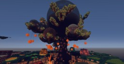 The Life Tree (Collegi Server Spawn) Minecraft