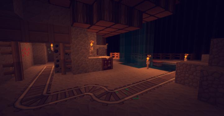 The Mining Floor