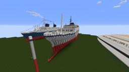 MTS Oceanos Minecraft