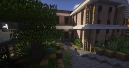 Nice House Minecraft Project